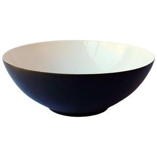 Raymond Loewy Porcelain Bowl For Sale
