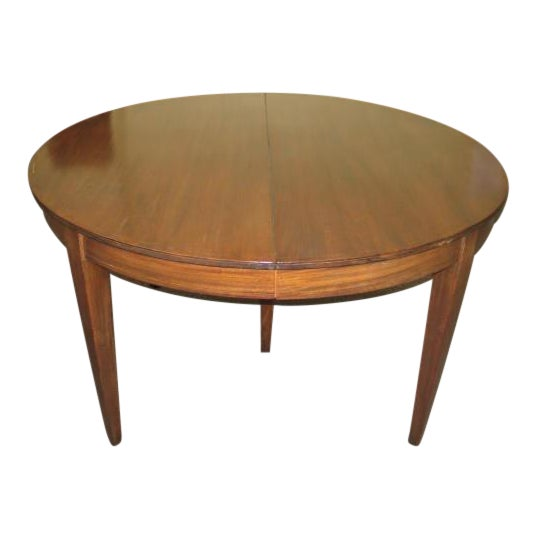 Antique Extending Mahogany Dining Table - Image 1 of 11