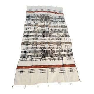 Tribal African Wool Rug