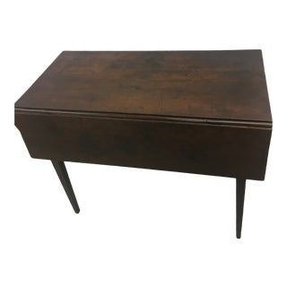Antique English Traditional Pembroke Table For Sale