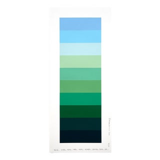 """Kyong Lee """"Emotional Color Chart 109"""", Painting For Sale"""