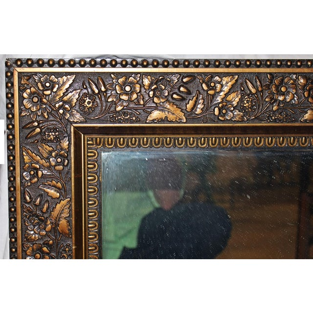Gilt Grapevine Mirror - Image 4 of 6
