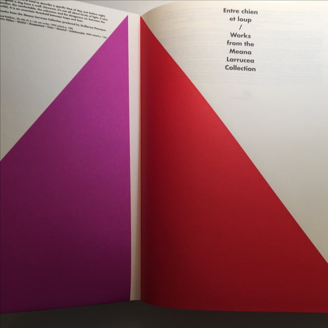 Contemporary Entre Chien Et Loup Contemporary Art Book For Sale - Image 3 of 11