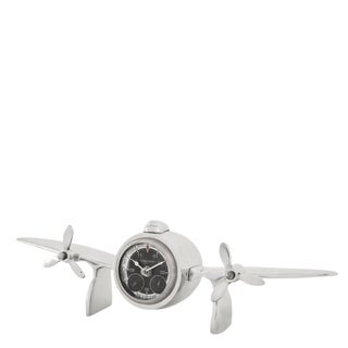 Eichholtz Commander Aeroplane Clock For Sale