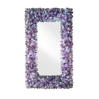 Violette Mirror by Marjorie Skouras Design For Sale