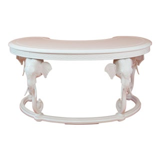 Gampel Stoll Elephant Desk For Sale