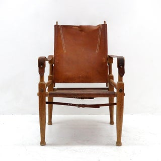 1950 Wilhelm Kienzle Safari Chair Preview