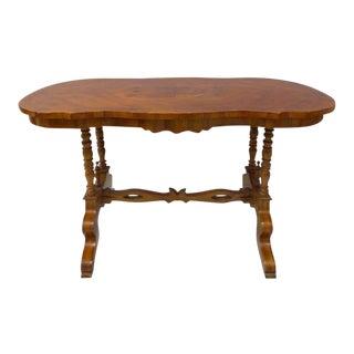 19th Century Austrian Biedermeier Centre Table For Sale