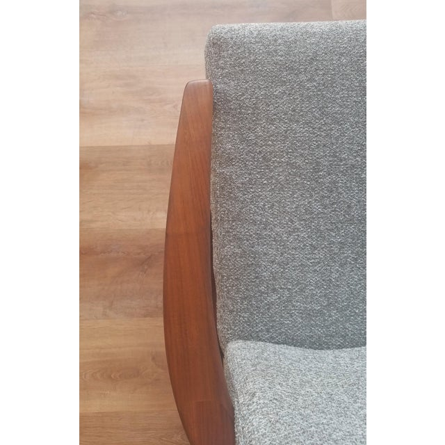1950s Folke Ohlsson Armchair 72-C for Dux For Sale - Image 10 of 13