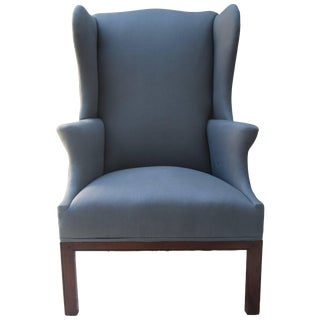 Small Wingback Chair For Sale