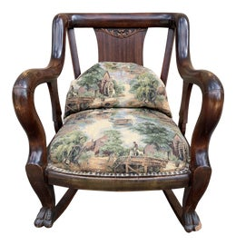 Image of Upholstered Rocking Chairs