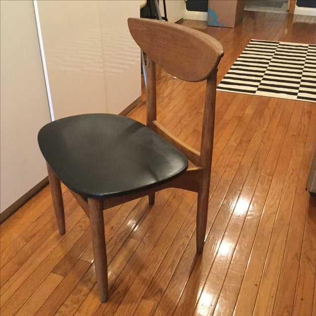 Mid-Century Dining Chairs - A Pair - Image 3 of 5