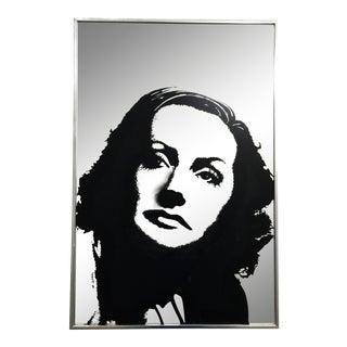 Greta Garbo Printed Mirror For Sale