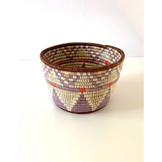Tribal Style Handwoven Planter/Basket Preview