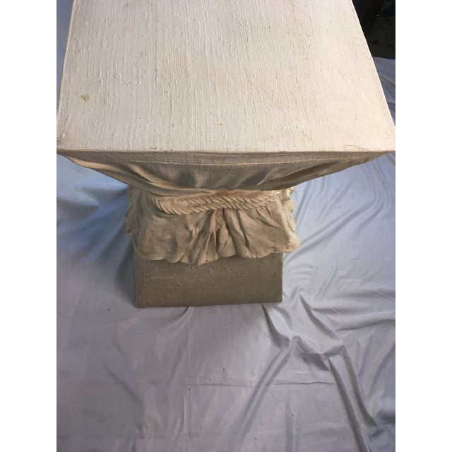 1970s John Dickinson Style Table Base For Sale In Charleston - Image 6 of 8
