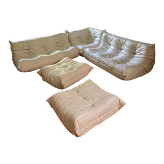 Ligne Roset Togo Sectional Set
