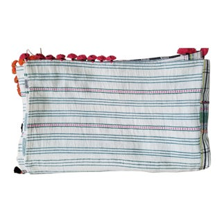 ABC Carpet Rebari Throw With Tassels For Sale