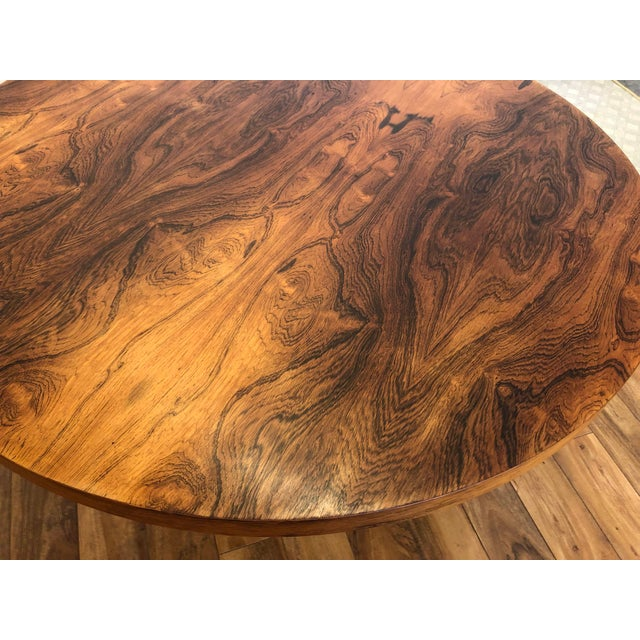 Milo Baughman Thayer Coggin Rosewood Entry Table For Sale In Seattle - Image 6 of 9