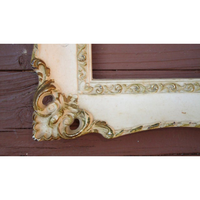 Vintage French Rococo Gilt Picture Frames - 2 - Image 4 of 7