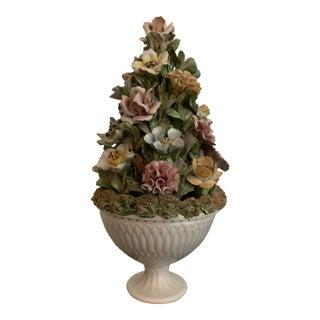 Mid-Century Modern Topiary Tree Lantern For Sale