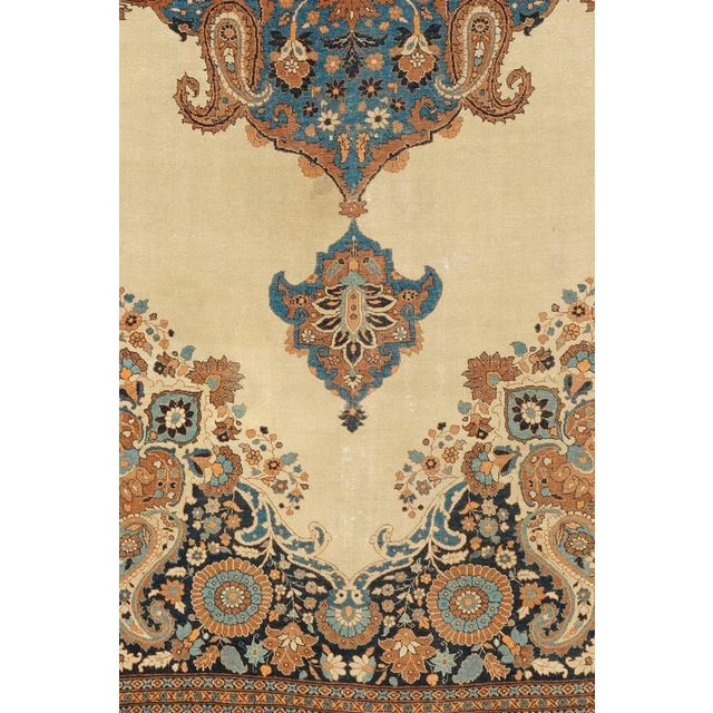 Tabriz Carpet For Sale - Image 4 of 4