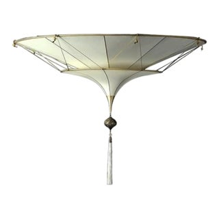 Fortuny Sheherazade Two Tier Flush Mount Light Fixture For Sale