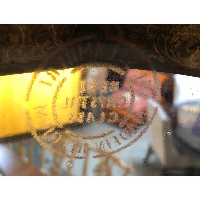 Vintage Val Saint Lambert Hundi Lantern For Sale - Image 12 of 13