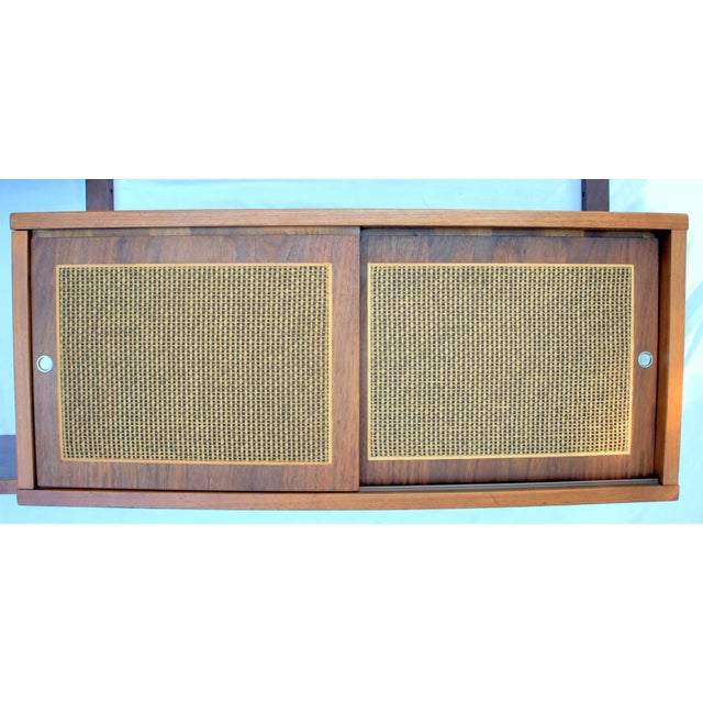 1960s Vintage Poul Cadovius Cado Royal System Wall Unit For Sale In Washington DC - Image 6 of 7