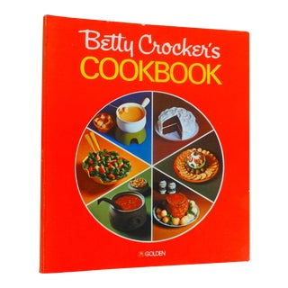 Vintage Betty Crocker's Cook Book