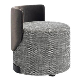 Vesta Cupido Lounge Chair in Grey For Sale