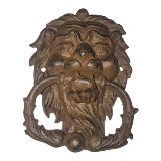 Iron Door Knocker For Sale