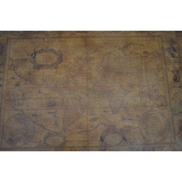1990s Asian Modern Elephant Bar Table For Sale - Image 4 of 5