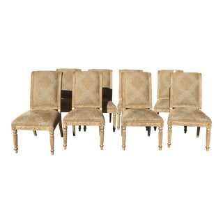 21st Century Contemporary Dining Chairs- Set of 8 For Sale