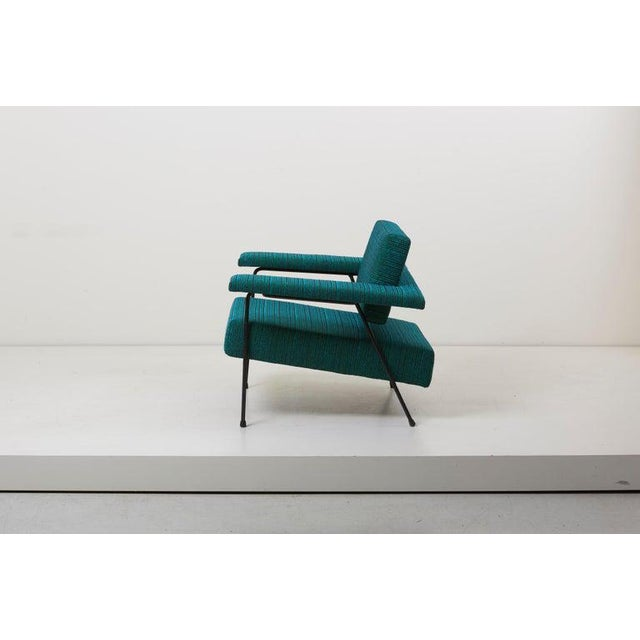Newly Upholstered Lounge Chair by Adrian Pearsall for Craft Associates, Us For Sale - Image 6 of 9