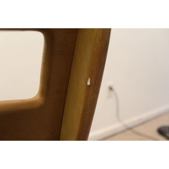 Heywood-Wakefield Danish Modern Side Chair - Image 11 of 11