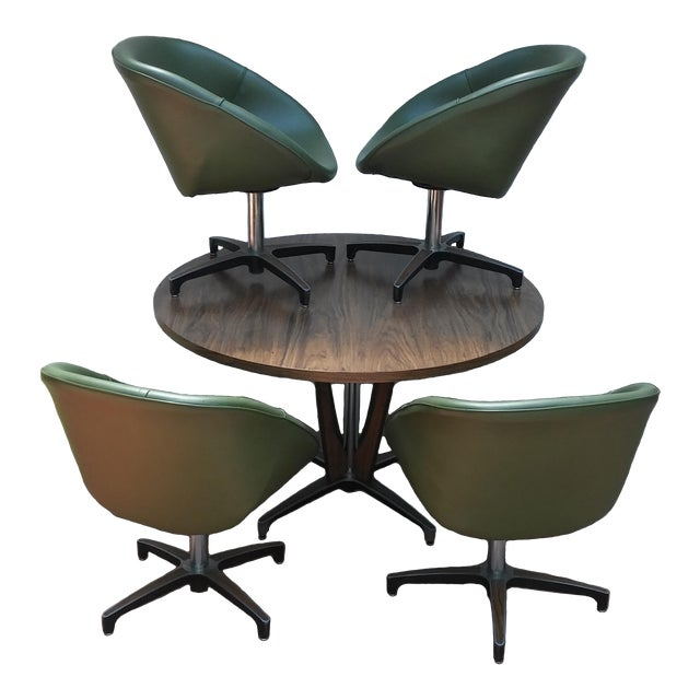 Chromcraft Mid Century Dining Set - Image 1 of 10