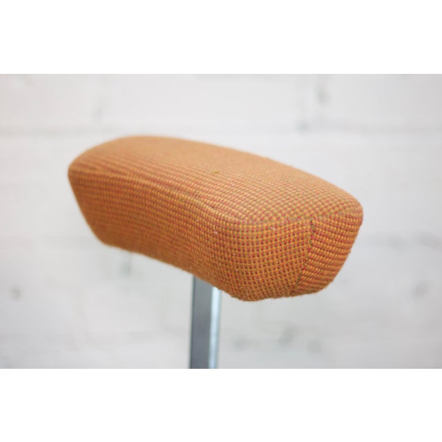 Herman Miller Herman Miller George Nelson Probst Perch Stool For Sale - Image 4 of 8