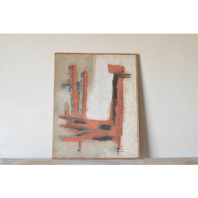 Composition of a Bird by Ramón Lapayese For Sale In Phoenix - Image 6 of 6