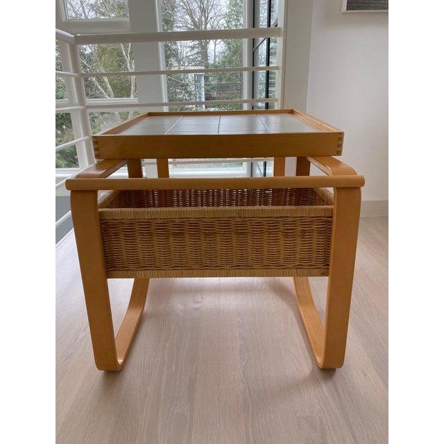 Artek Alvar Aalto 900 - Tea Cart White For Sale In San Francisco - Image 6 of 9