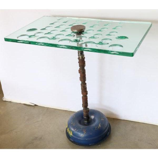 "Feliciano Bejar ""Magiscopo"" Table For Sale - Image 9 of 10"