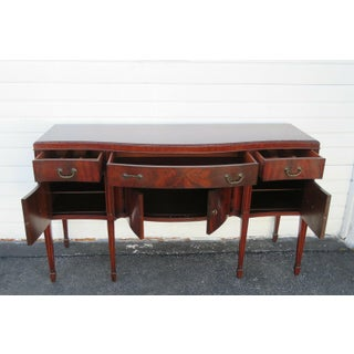 1940s Vintage Mahogany Sideboard Preview
