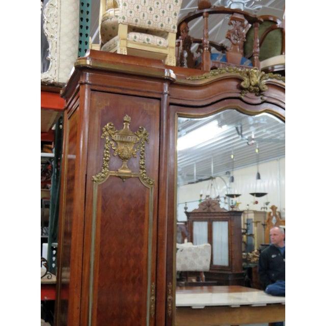 Regency Regency Style Wardrobe Attr Forest For Sale - Image 3 of 8