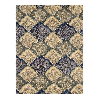 Scalamandre Old World Weavers Linen Fabric Akira 3 Yards For Sale