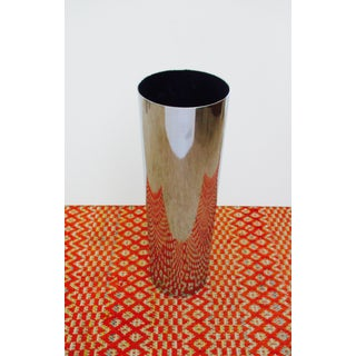 Peter Pepper Mid-Century Modern Tall Cylinder Ashtray Ash Can Preview