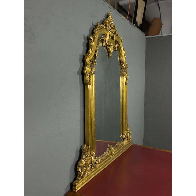 Renaissance Revival Style Mirror - Image 2 of 9