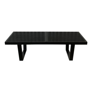 George Nelson Platform Bench For Sale