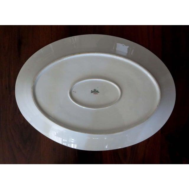Art Deco Vintage Rosenthal Large Serving Platter For Sale - Image 3 of 8