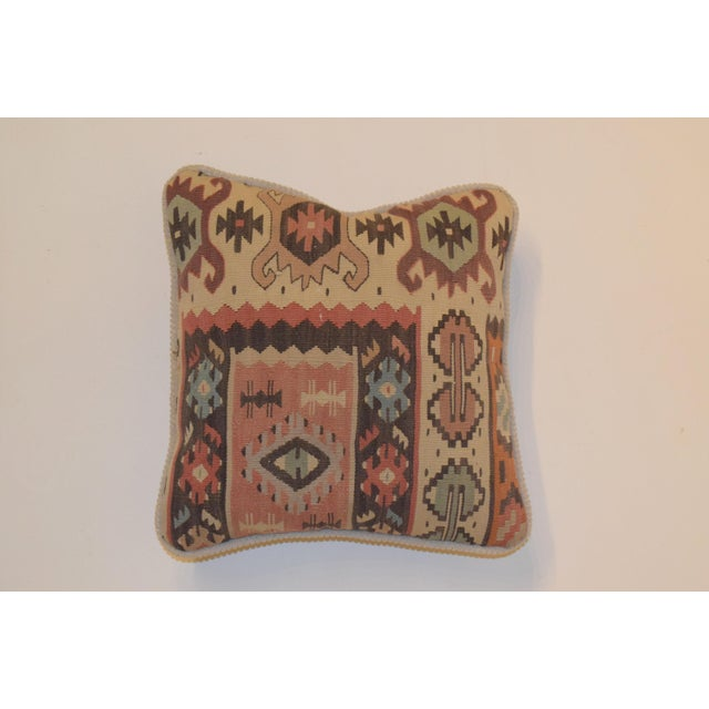 "Turkey ""Kilim"" Pillow - Image 2 of 5"