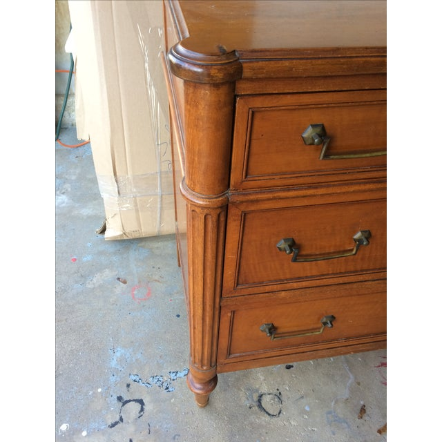 Vintage Marshall Fields Directoire Style Dresser For Sale In Chicago - Image 6 of 7