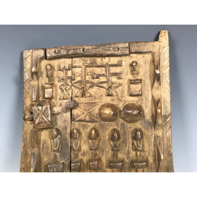 African Art Dogon Panel - Image 4 of 7